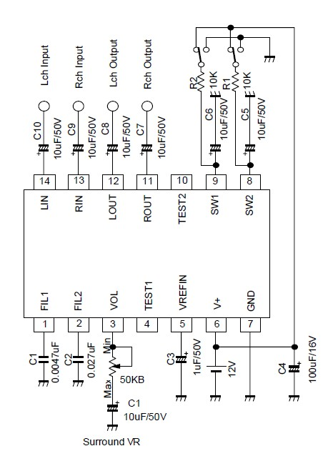 wiring surround sound systems diagrams