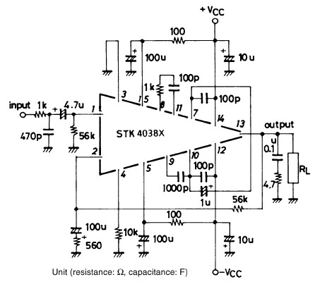 Audio   Page 28   Electronics Projects, Circuit Diagrams
