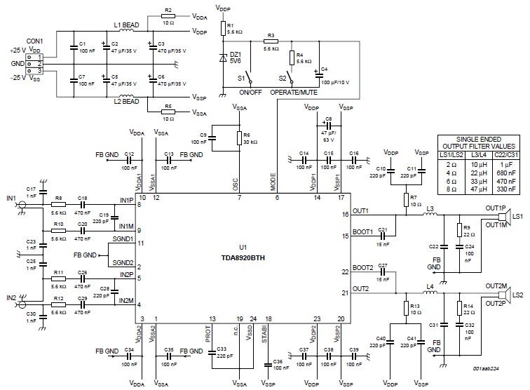 Audio | Page 29 | Electronics Projects, Circuit Diagrams