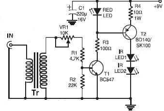 Awesome Wireless Ir Headphones Circuit Diagram Electronic Project Wiring 101 Vieworaxxcnl