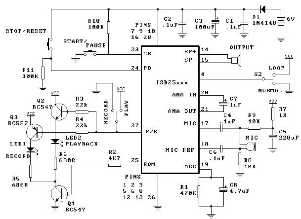 audio page 40 electronics projects, circuit diagrams