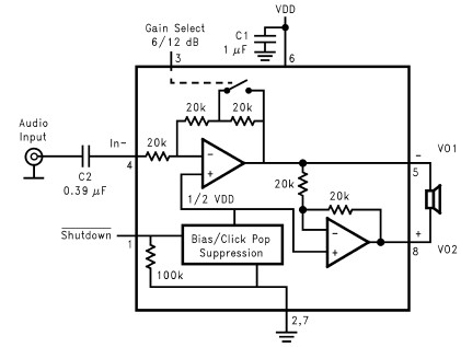 Audio | Page 19 | Electronics Projects, Circuit Diagrams