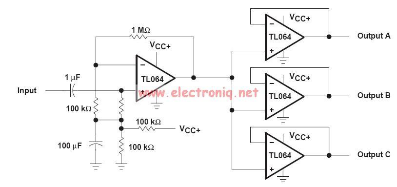 audio distribution tl06 tl064 rh electroniq net