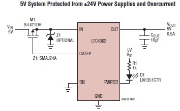 OVERCURRENT PROTECTION CIRCUIT PDF - My Pdf