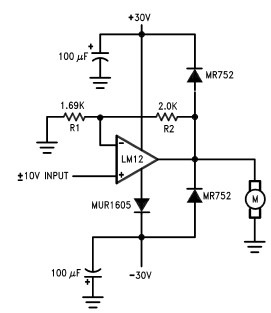 lm629 lm628 dc motor driver rh electroniq net
