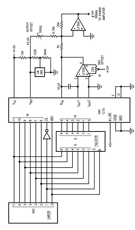 lm629 lm628 dc motor driver