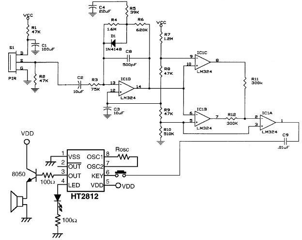 Image Result For Portable Motion Detector Alarm