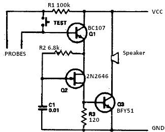 Water level indicator with alarm did you know how to build one circuit diagram of water level indicator with voice alarm wiring circuit diagram ccuart Gallery