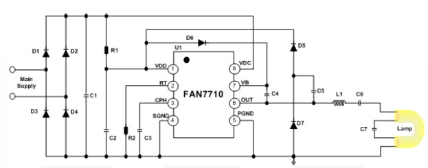 Hid Ballast Schematic Http Powerelectronicscom Lighting Howcontrol