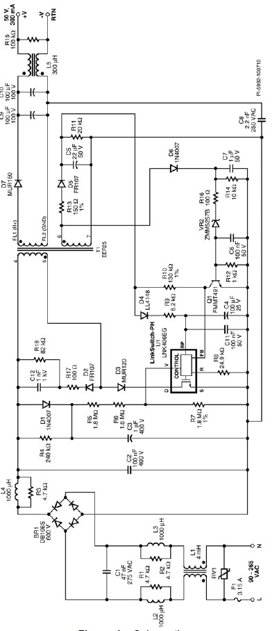 tube t8 power supply