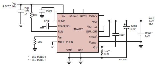 32 volt 2a switching power supply circuit using ltm4096 ic wiring rh autonomia co