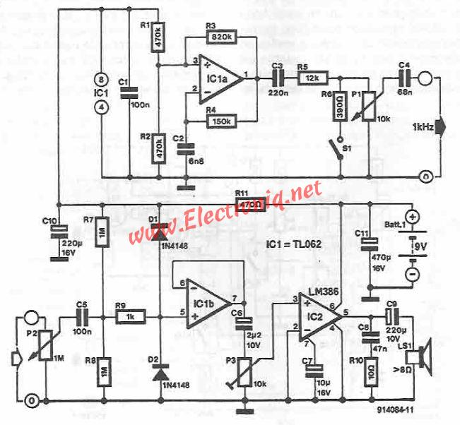 education - Good Tools for Drawing Schematics - Electrical ... | electric and electronic circuits