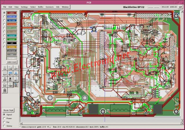 Download Pcb Printed Circuit Board Software