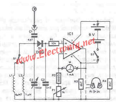 Transducers moreover Electrical Schematic Symbols Resistor together with Rf Power Detector Circuit in addition TLC271 For Temperature Controlled Switch Circuit Diagram 5623 together with Stvol. on electronic potentiometer