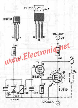 Tea2025b  lifier Circuit likewise Testing Power Supply Diy furthermore Pin Diagrams together with Gallery also 8 Bit High Speed A D Converter Circuit Using TLC5510. on 555 chip diagram
