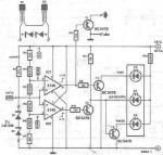 Temperature radiator indicator electronic project circuit diagram