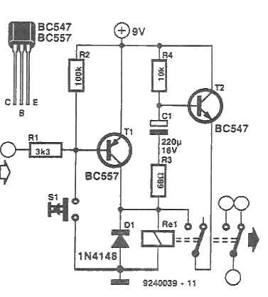 Pulse relay dirver pulse relay driver circuit diagram ccuart Images