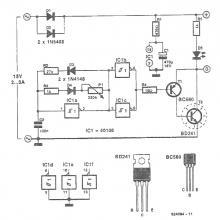 PWM 12V dc motor speed controller