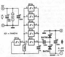 dc dc converters page 4Voltage Regulator Using 74hc14 #11