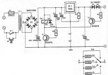 Power Supply   Page 6   Electronics Projects, Circuit Diagrams on
