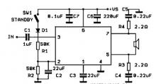 audio page 17 electronics projects circuit diagrams rh electroniq net