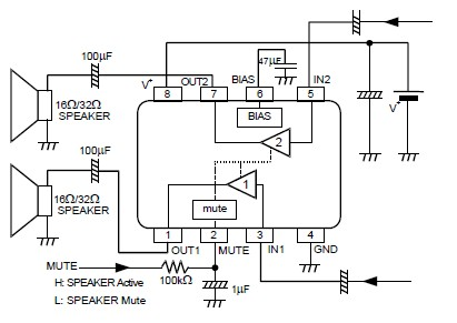 Headphone Amplifier Circuit Diagram Pdf