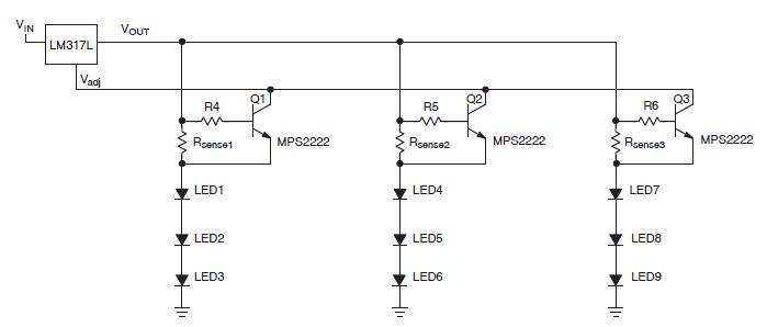 lm317 constant current source